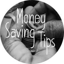 Money Saving Tips | Autumn 2014