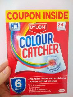 Colour Catcher for 1GBP