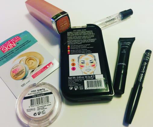 Celebrity make -up on a budget 2