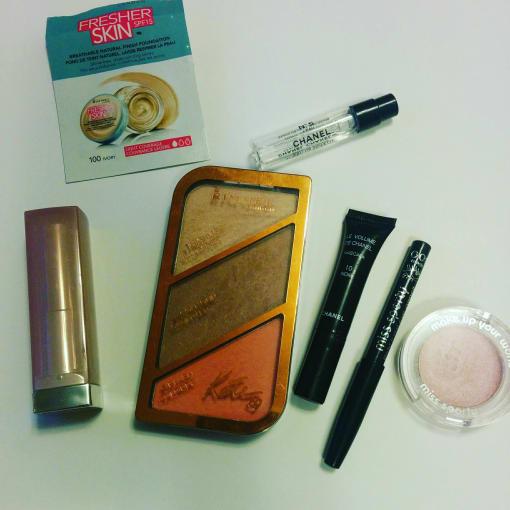 Celebrity make -up on a budget 1