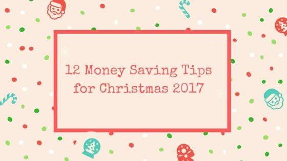 Christmas Money Saving 2017
