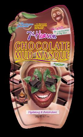chocolate mud mask 7th heaven