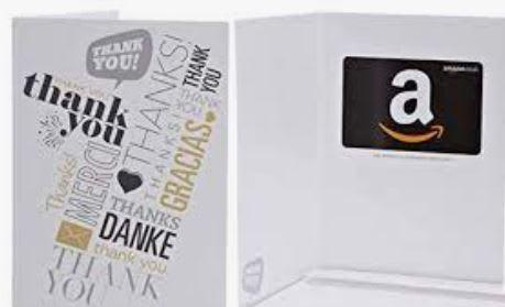 free Amazon voucher