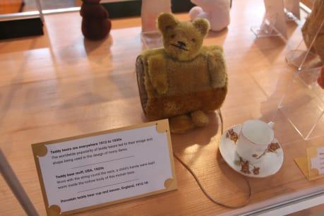 Teddy Childhood museum