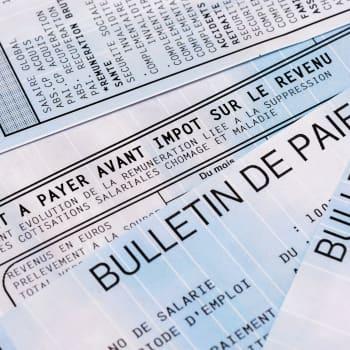 Salaires, pensions et rentes