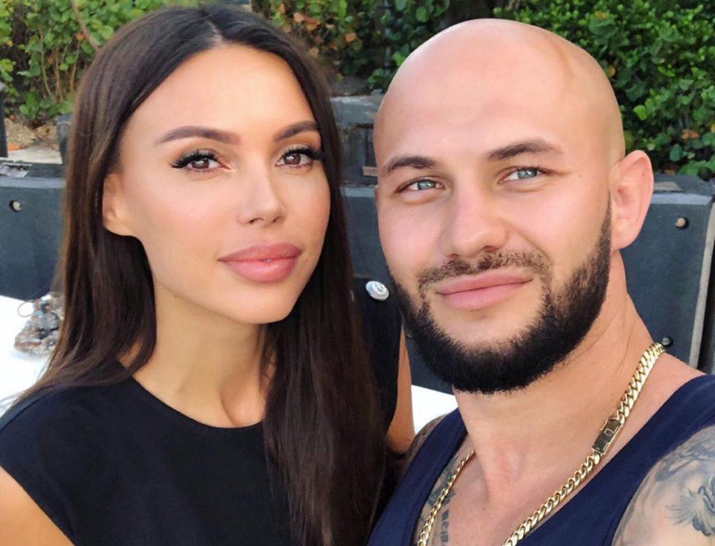 Официально: Оксана Самойлова подала на развод