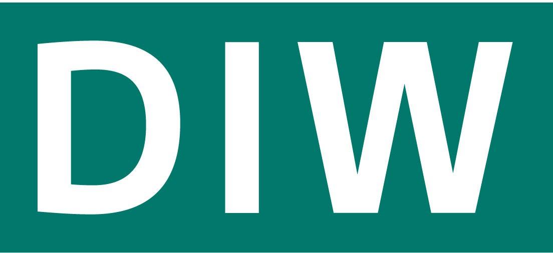 Deutsches Institut für Wirtschaftsforschung e.V.-logo