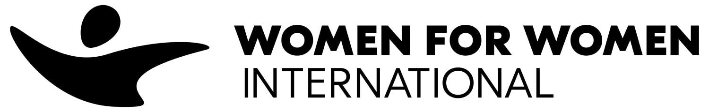 Women for Women International-logo