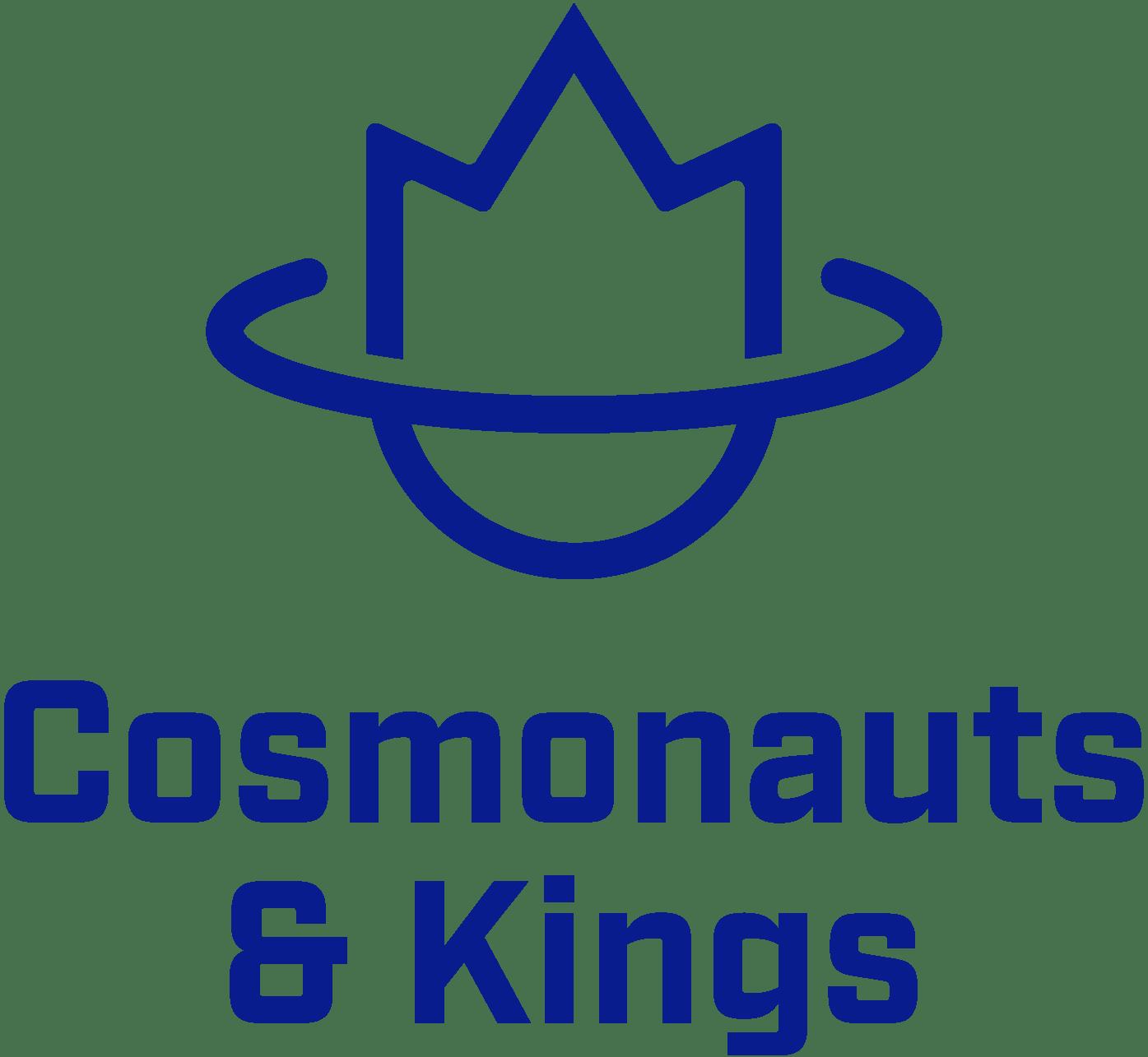 Cosmonauts and Kings-logo