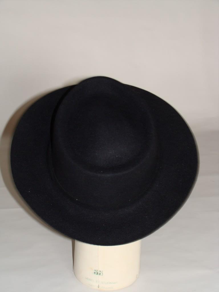 Chapeau d'homme en feutre