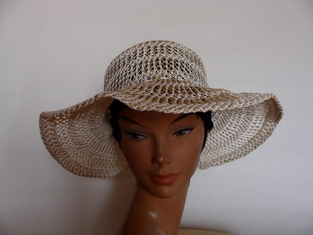 chapeau d'été femme