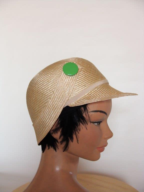 cloche casquette