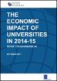 The Economic Impact of Universities in 2014-15