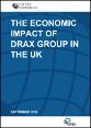 Economic impact of Drax in the UK