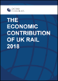 The economic impact of UK rail 2018
