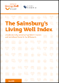 The Sainsbury's Living Well Index