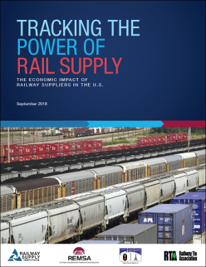Tracking the Power of Rail Supply: The Economic Impact of