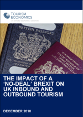 The impact of a 'no-deal' Brexit on travel and tourism