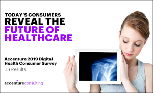 Accenture 2019 Digital Health Consumer Survey
