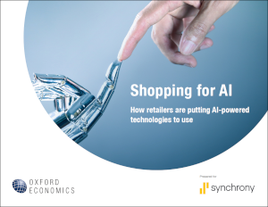 Shopping for Artificial Intelligence (AI)