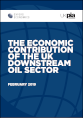 The economic contribution of the UK downstream oil sector
