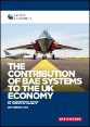 The contribution of BAE Systems to the UK economy