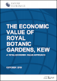 The Economic Value of Royal Botanic Gardens, Kew