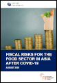 Fiscal risks for the food sector in Asia after COVID-19
