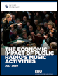 The economic impact of public radio's music activities