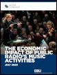 The economic impact of public radio's music activities