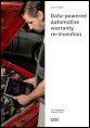 Data-powered automotive warranty re-invention