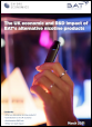 The UK economic and R&D impact of BAT's alternative nicotine products