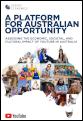 A platform for Australian opportunity