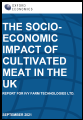 The socio-economic impact of cultivated meat in the UK