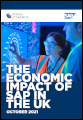 The economic impact of SAP in the UK