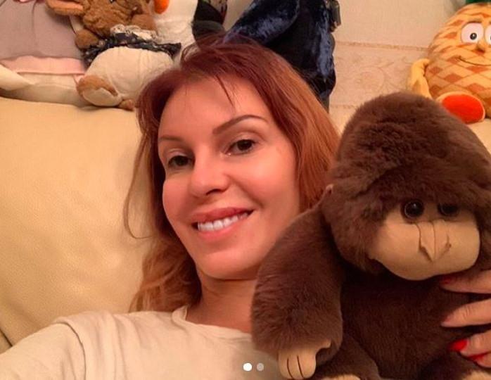 «Ната, перебор»: подписчики раскритиковали Наталью Штурм за обнаженку
