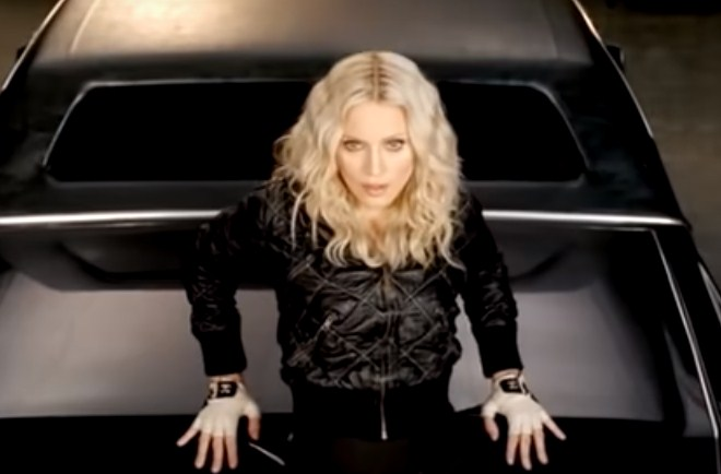 Мадонна заявила, что Россия ее оштрафовала на $1 млн за пропаганду