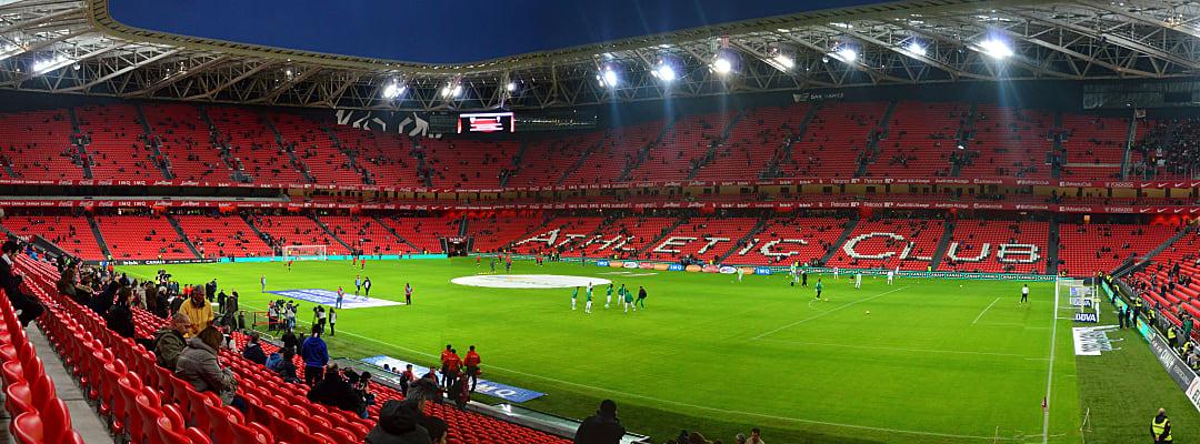 Estadio San Mames - SeatPick