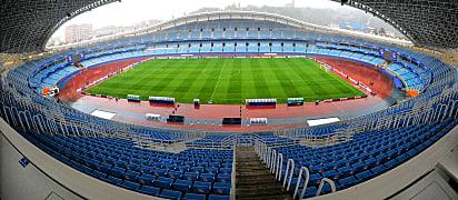 Estadio Anoeta Seating Plan Real Sociedad Seating Chart Seatpick
