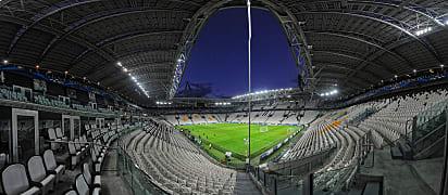 13+ Juventus Stadium 2020