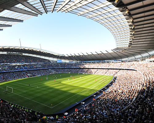 Manchester City vs Everton FC