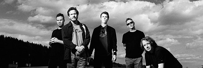 Pearl Jam Budapest