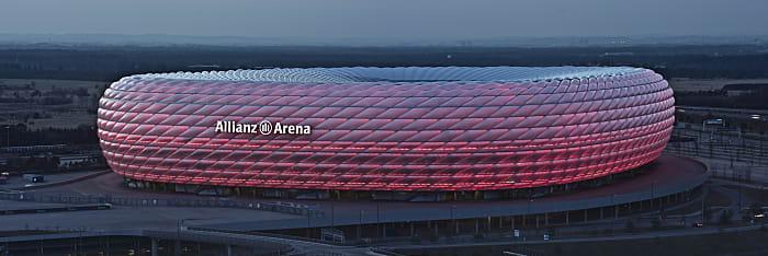 Bayern Munich vs VfB Stuttgart