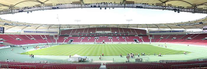 VfB Stuttgart vs Arminia Bielefeld