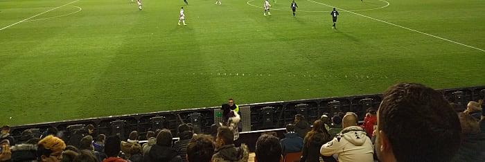 Rayo Vallecano vs Real Betis Balompie