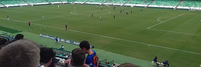 Real Betis Balompie vs Villarreal FC