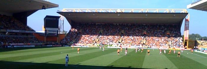 Wolverhampton Wanderers vs Manchester United
