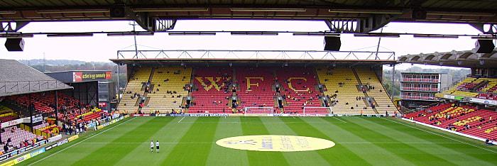 Watford FC vs Chelsea