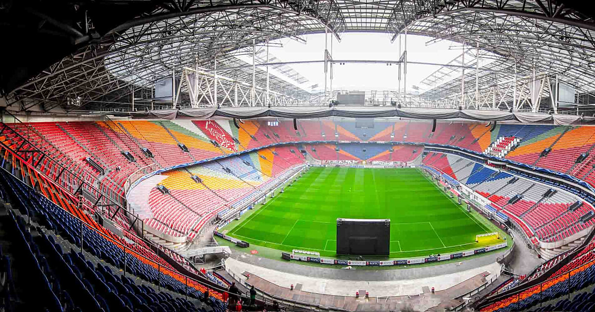 Afc Ajax Tickets 2020 2021 Compare And Buy Tickets With Seatpick