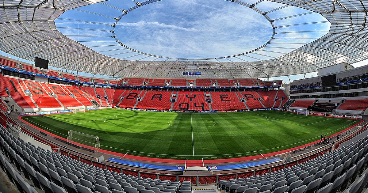 Arena Leverkusen